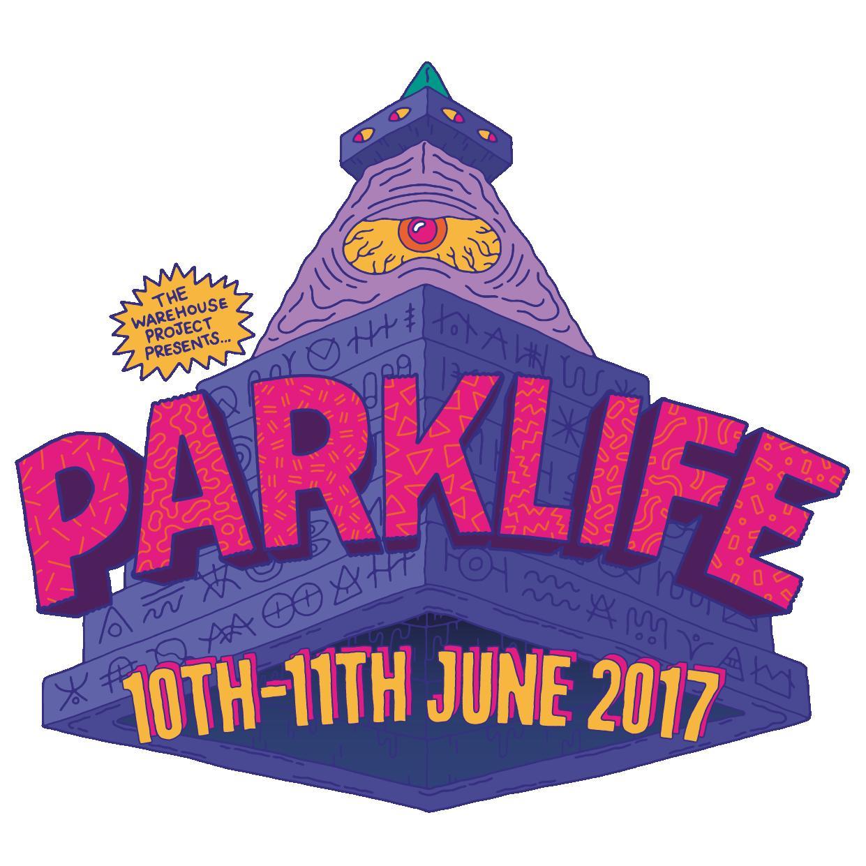 Parklife 2017 Logo