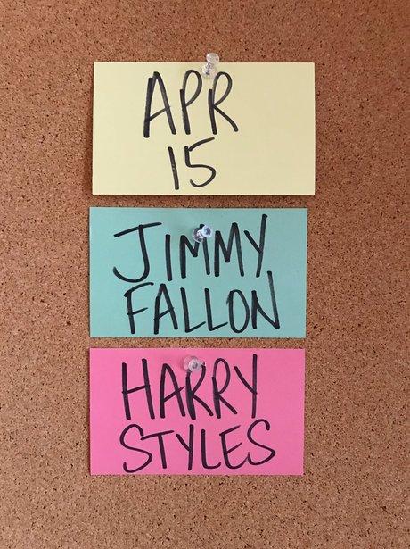 Saturday Night Live - Jimmy Fallon & Harry Styles