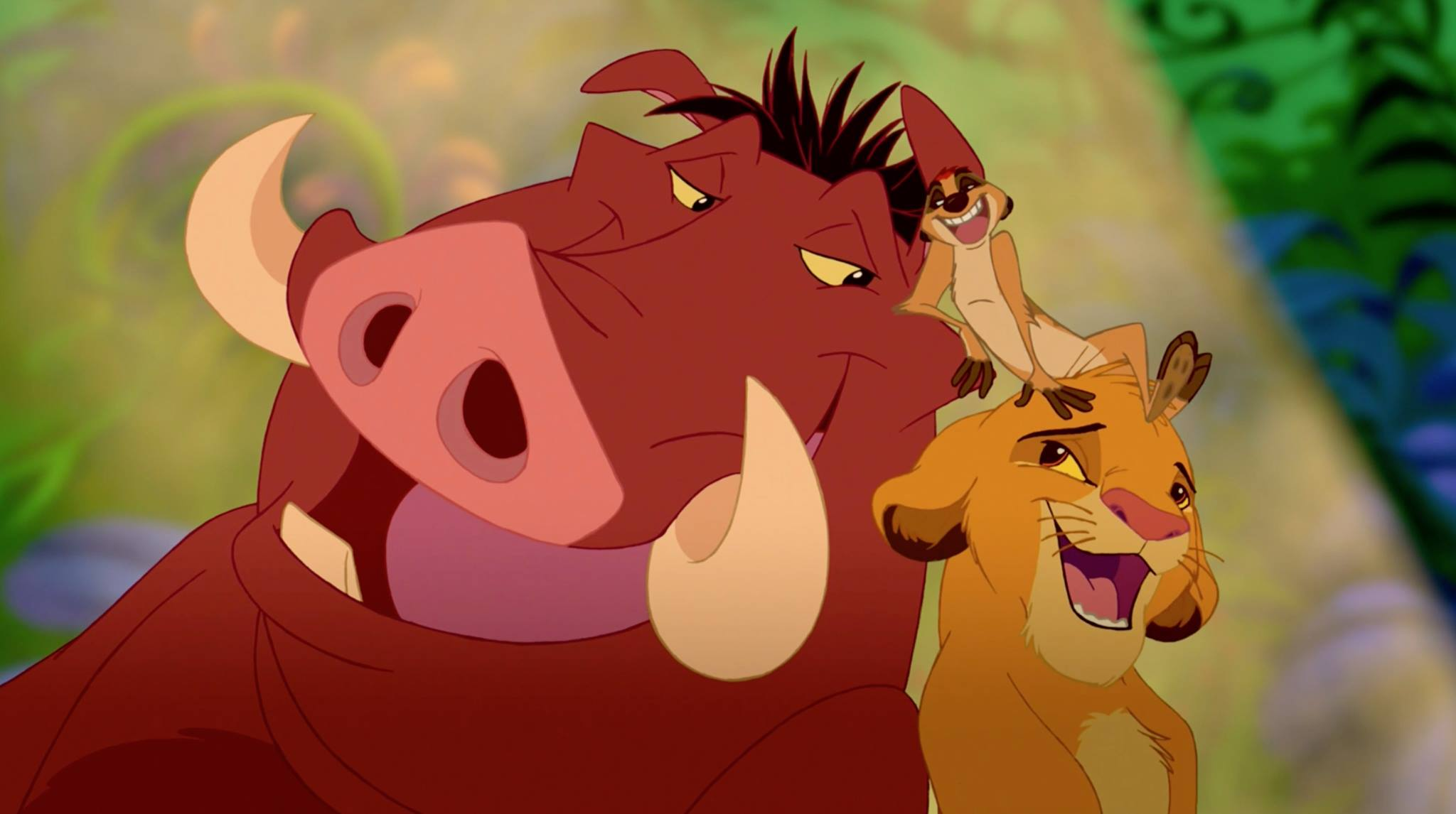 Seth rogen billy eichner are set to play timon pumba - Les aventures de timon et pumba ...