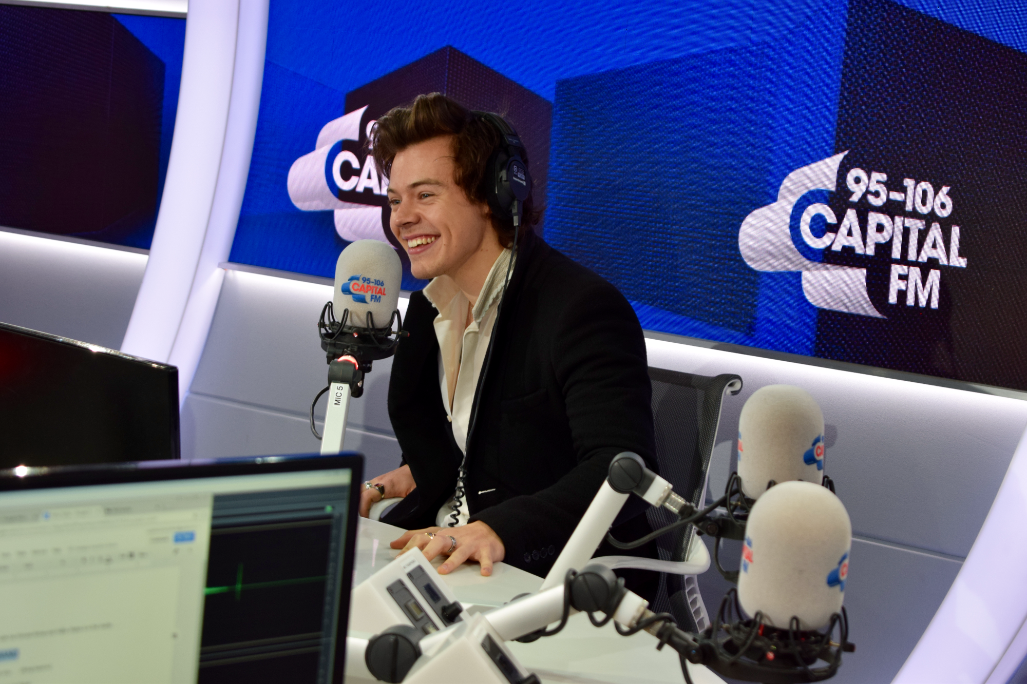 'We're all a little bit gay': Harry Styles