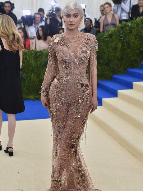 Met Gala 2017 Kylie Jenner