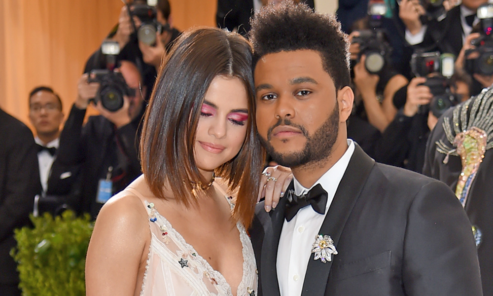The Weeknd & Selena Gomez