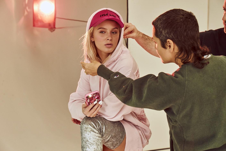 Zara Larsson H&M
