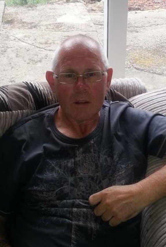 Geoff Seggie - Derbyshire murder victim