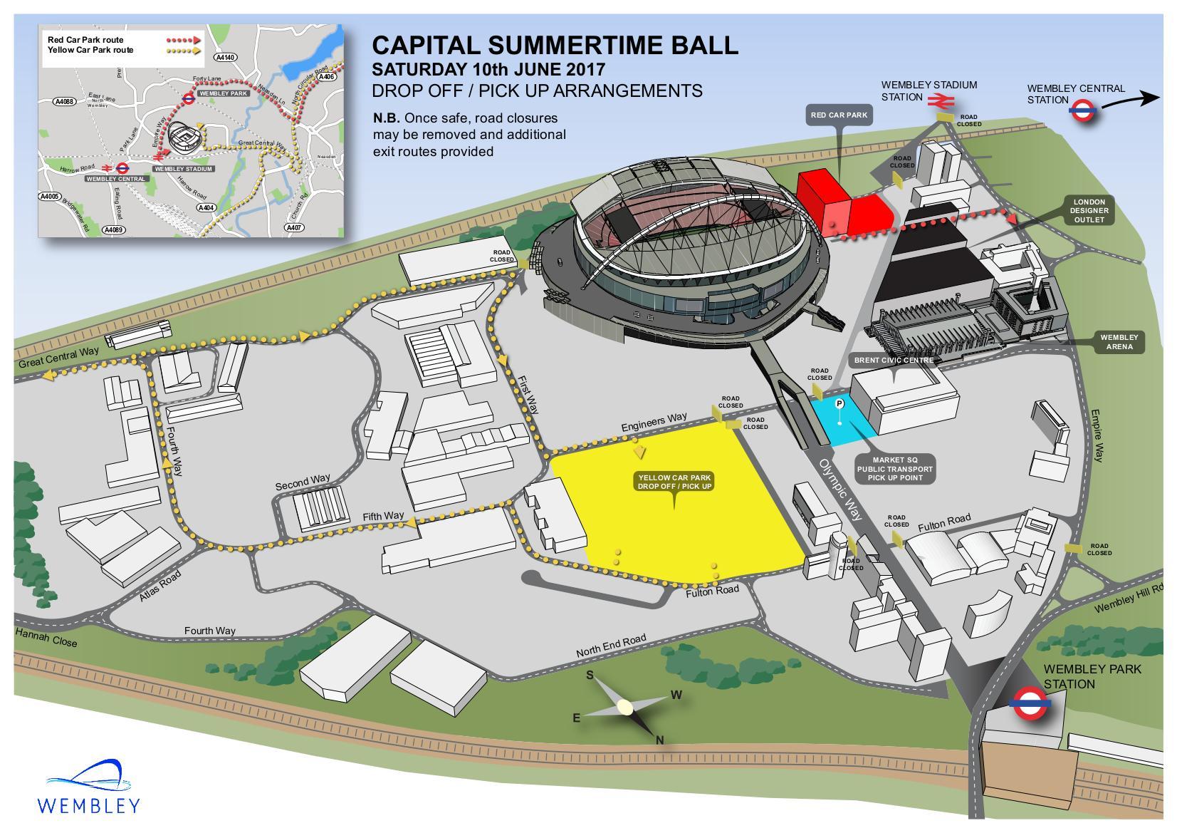 #CapitalSTB Map