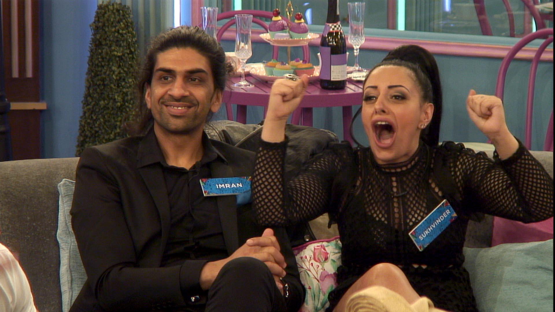 Imran & Sukhvinder