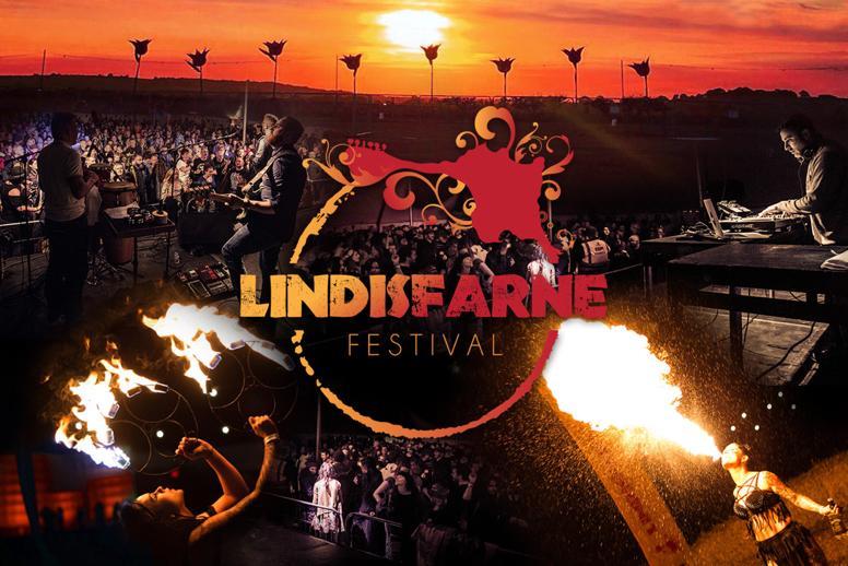 Lindisfarne Festival 2017 Logo update