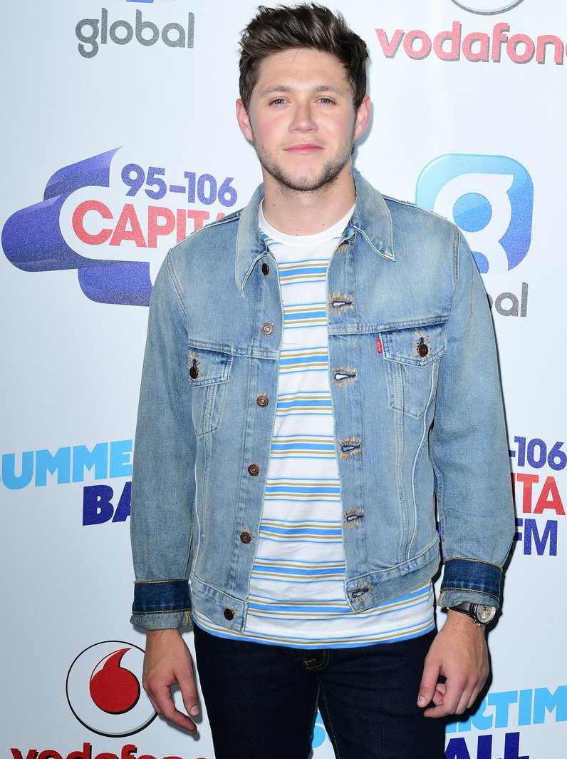 Niall Horan Summertime Ball 2017