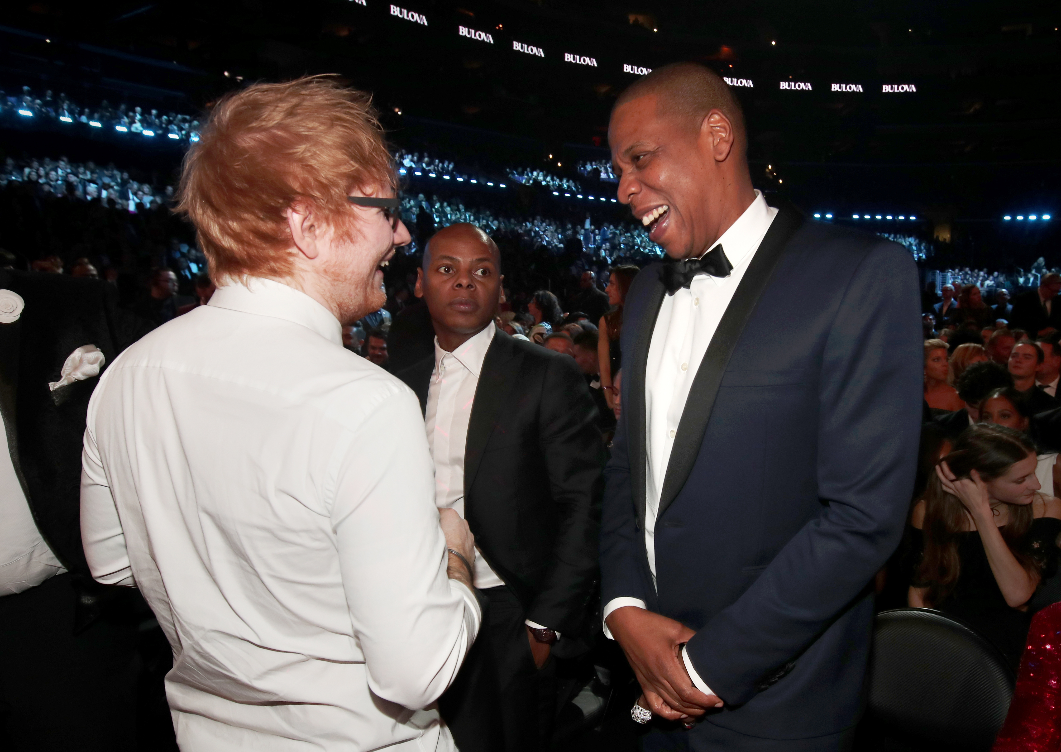 JAY-Z & Ed Sheeran