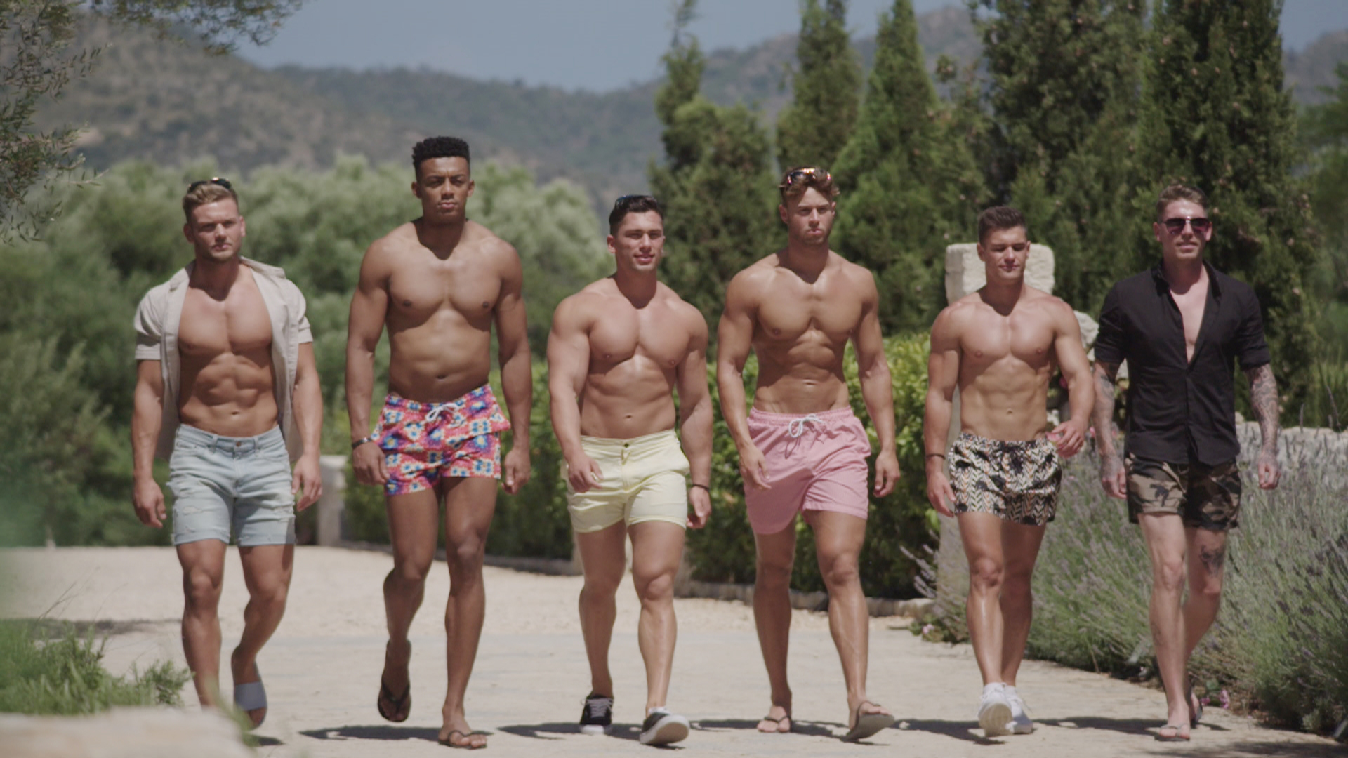 New boys Love Island