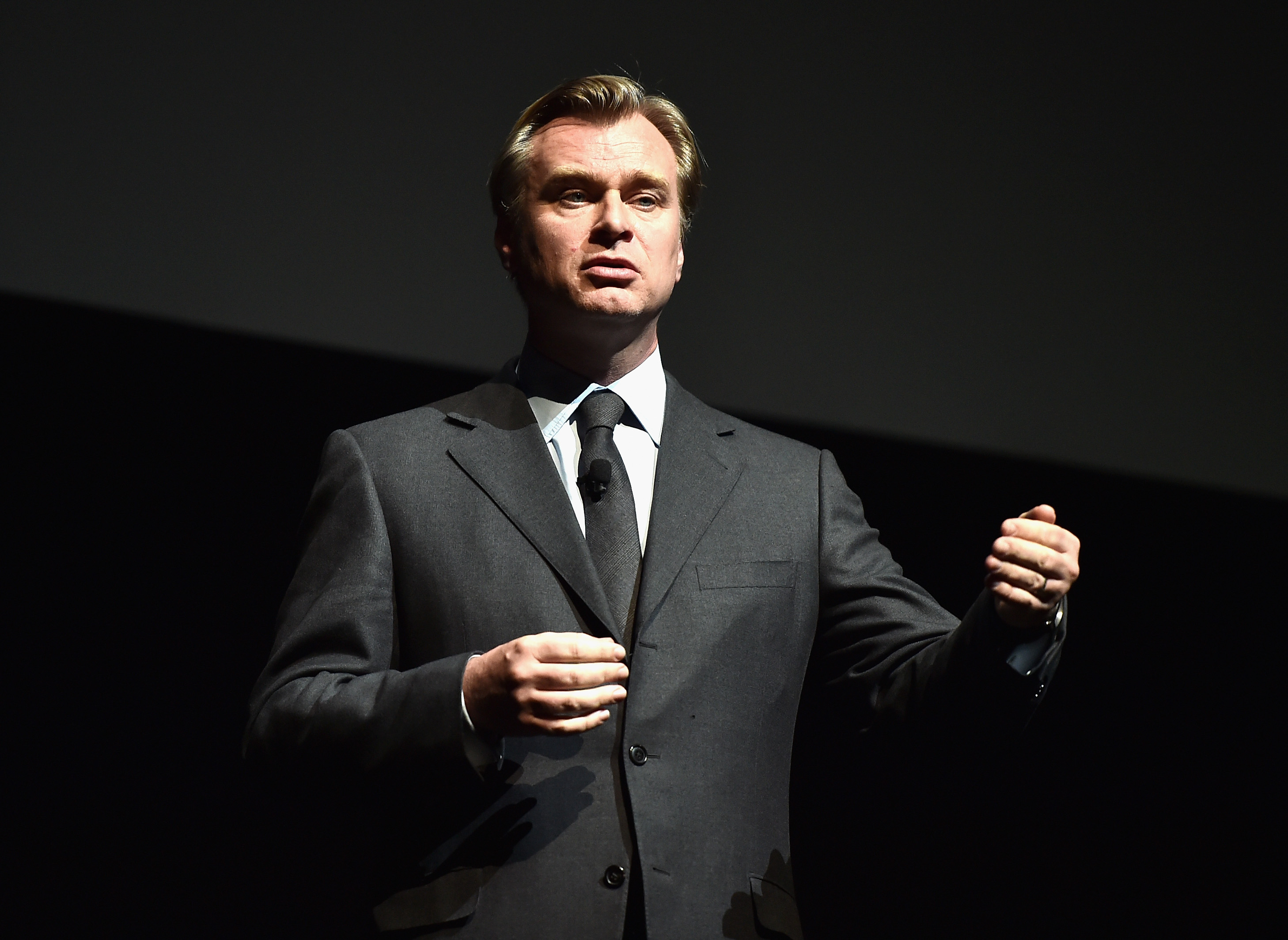 Christopher Nolan CinemaCon 2017