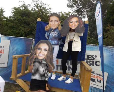 LITTLE MIX @ Caldicot Castle