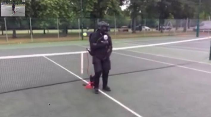 Sonny Jay Tennis Challenge