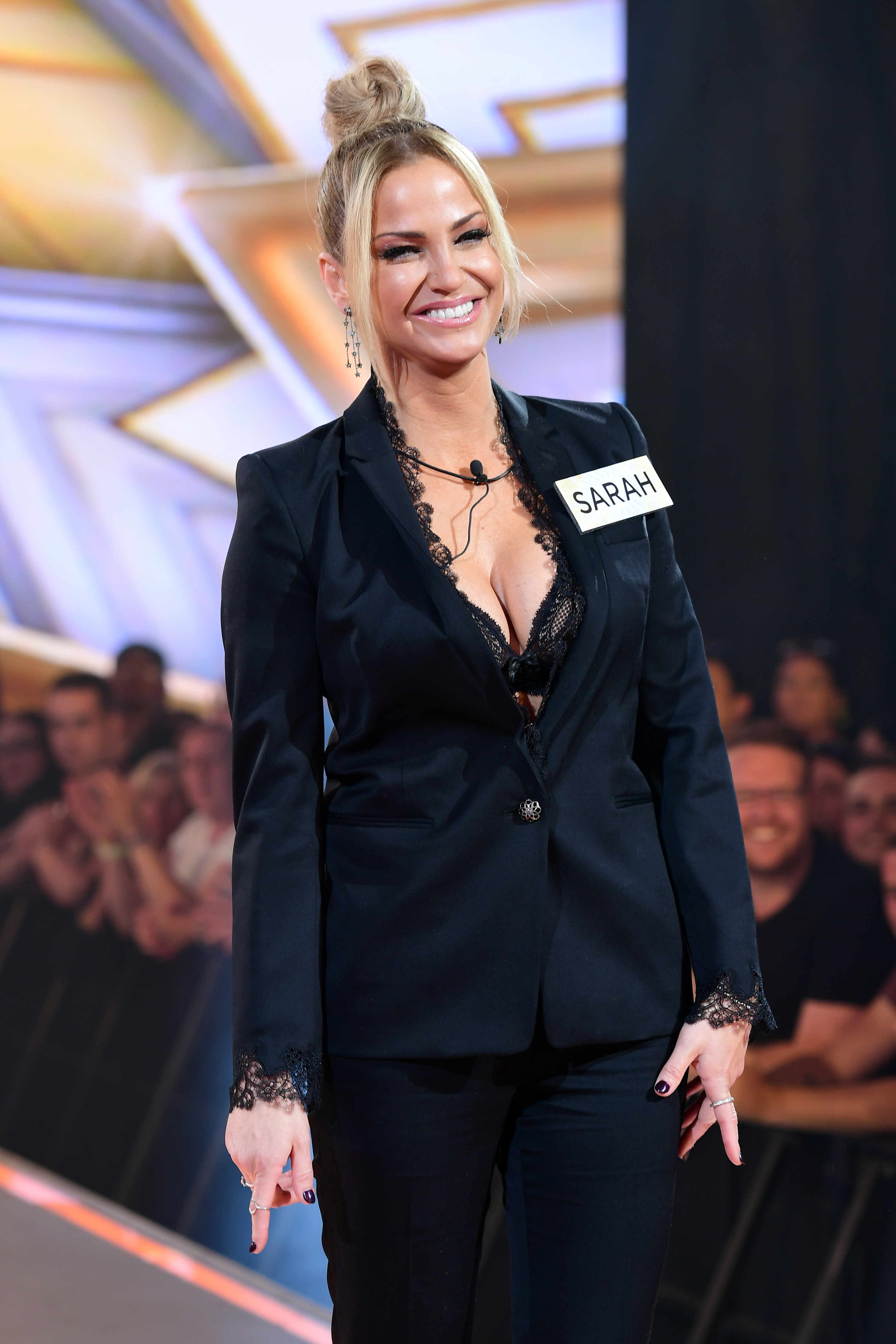 Watch Sarah Harding Finally Discusses Falling Out With