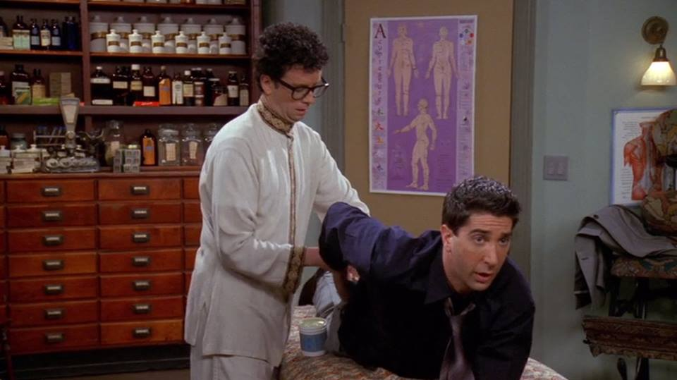 Ross Friends Massage