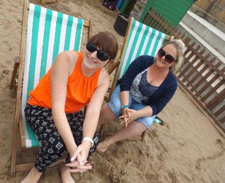 FAW Beatball @ Cardiff Bay Beach