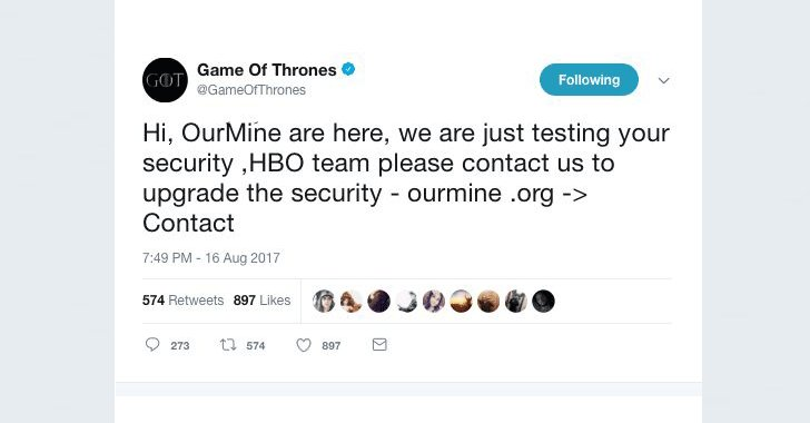 Game of Thrones hack