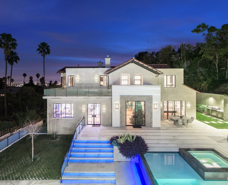 Celebrity Owned - Hollywood Hills Los Angeles ... - Zillow