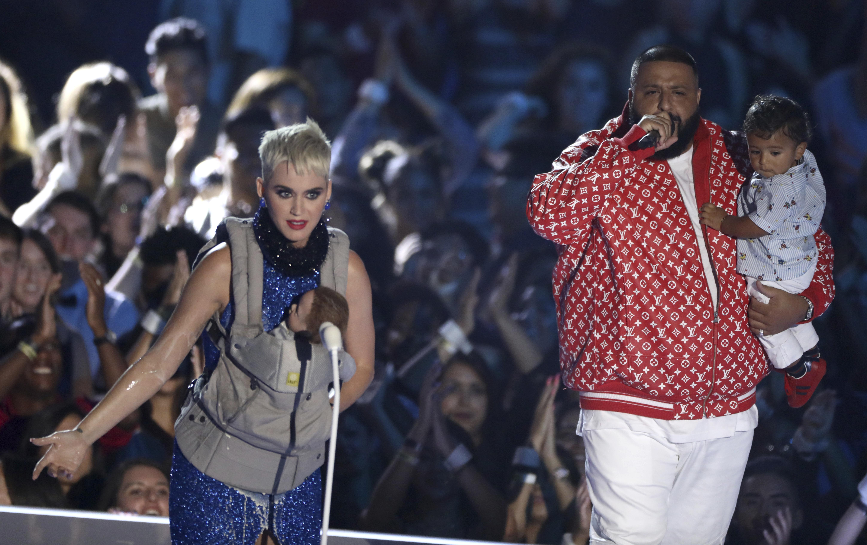 Katy Perry & DJ Khaled