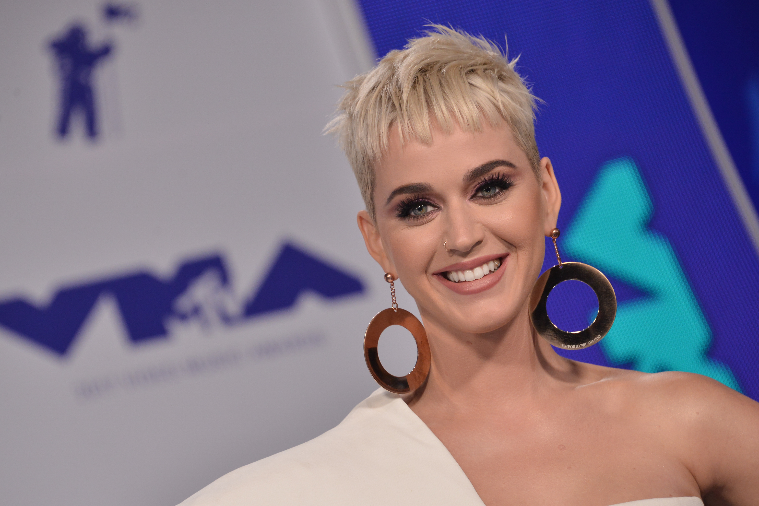 Katy Perry at the MTV VMAs 2017