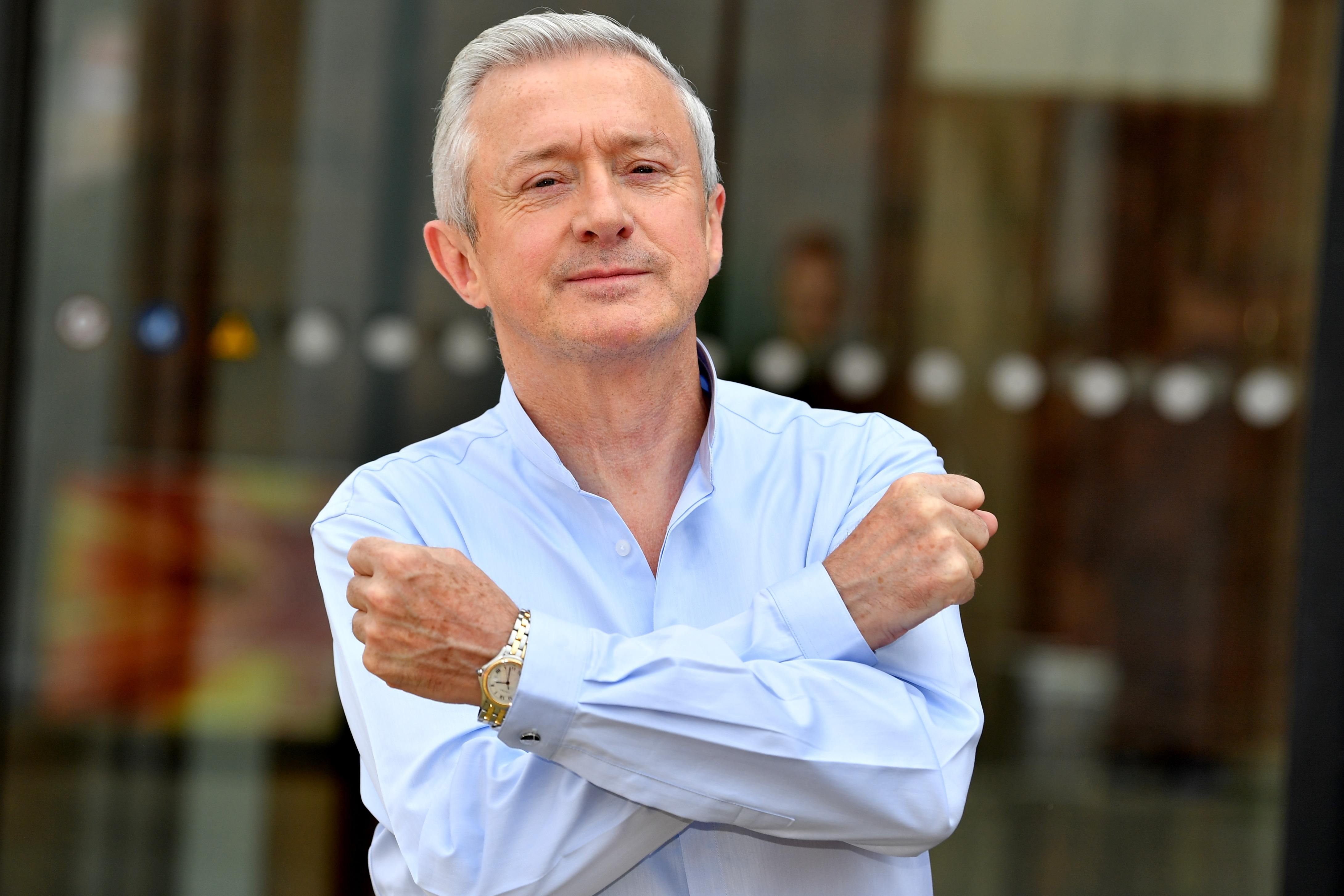 Louis Walsh The X Factor Liverpool Auditions