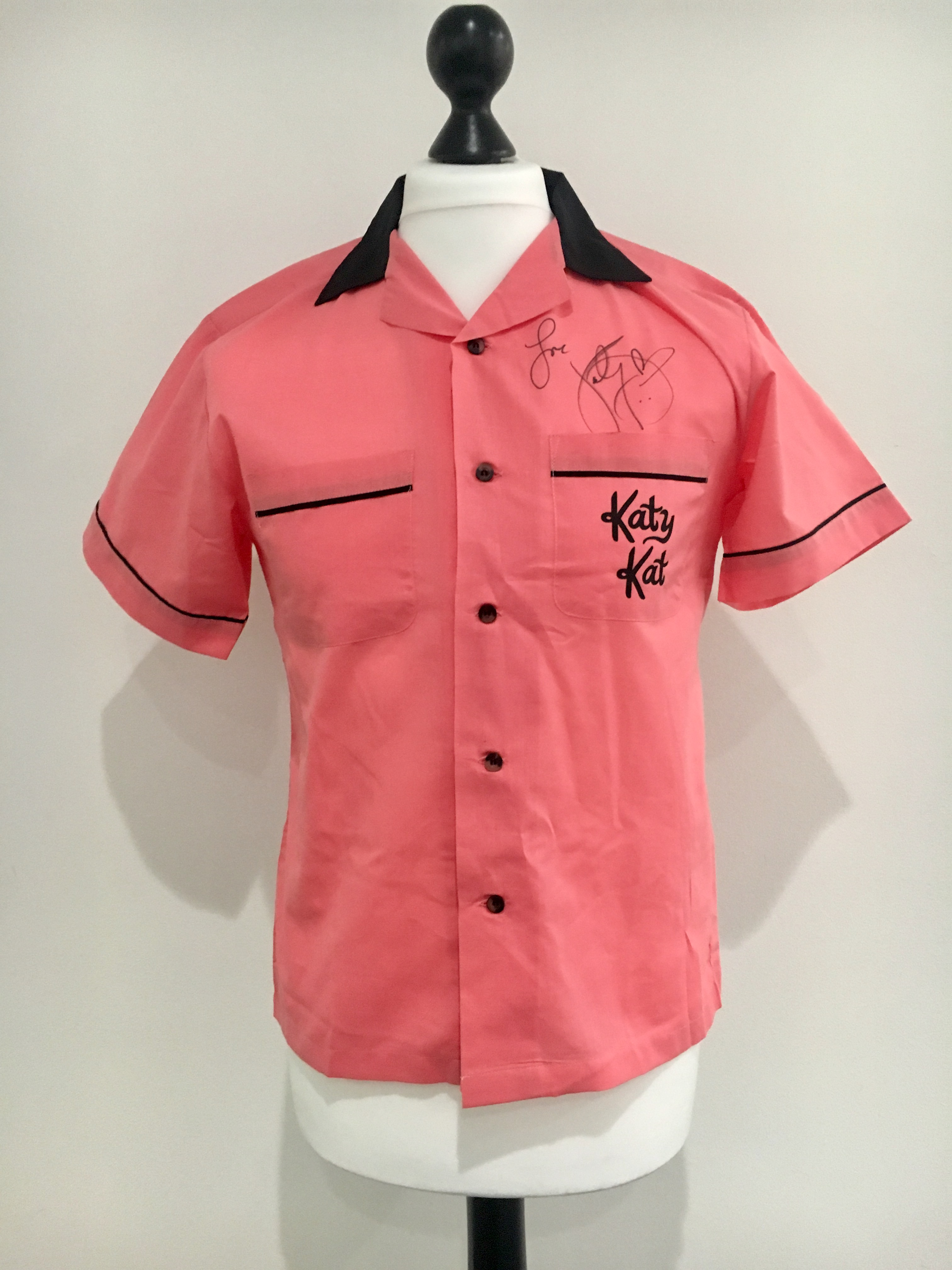 Signed Katy perry Shirt
