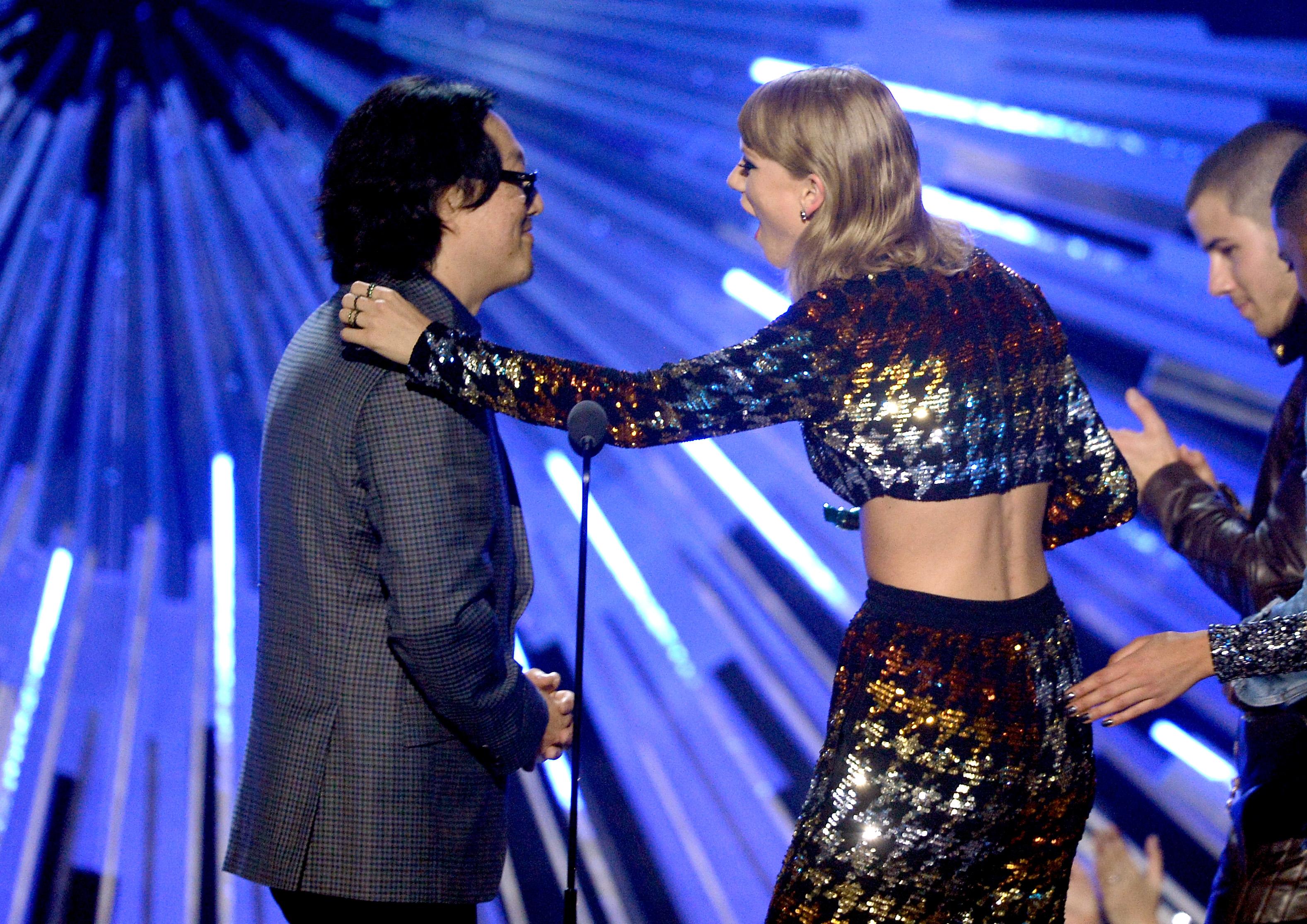 Taylor Swift MTV VMAs 2015