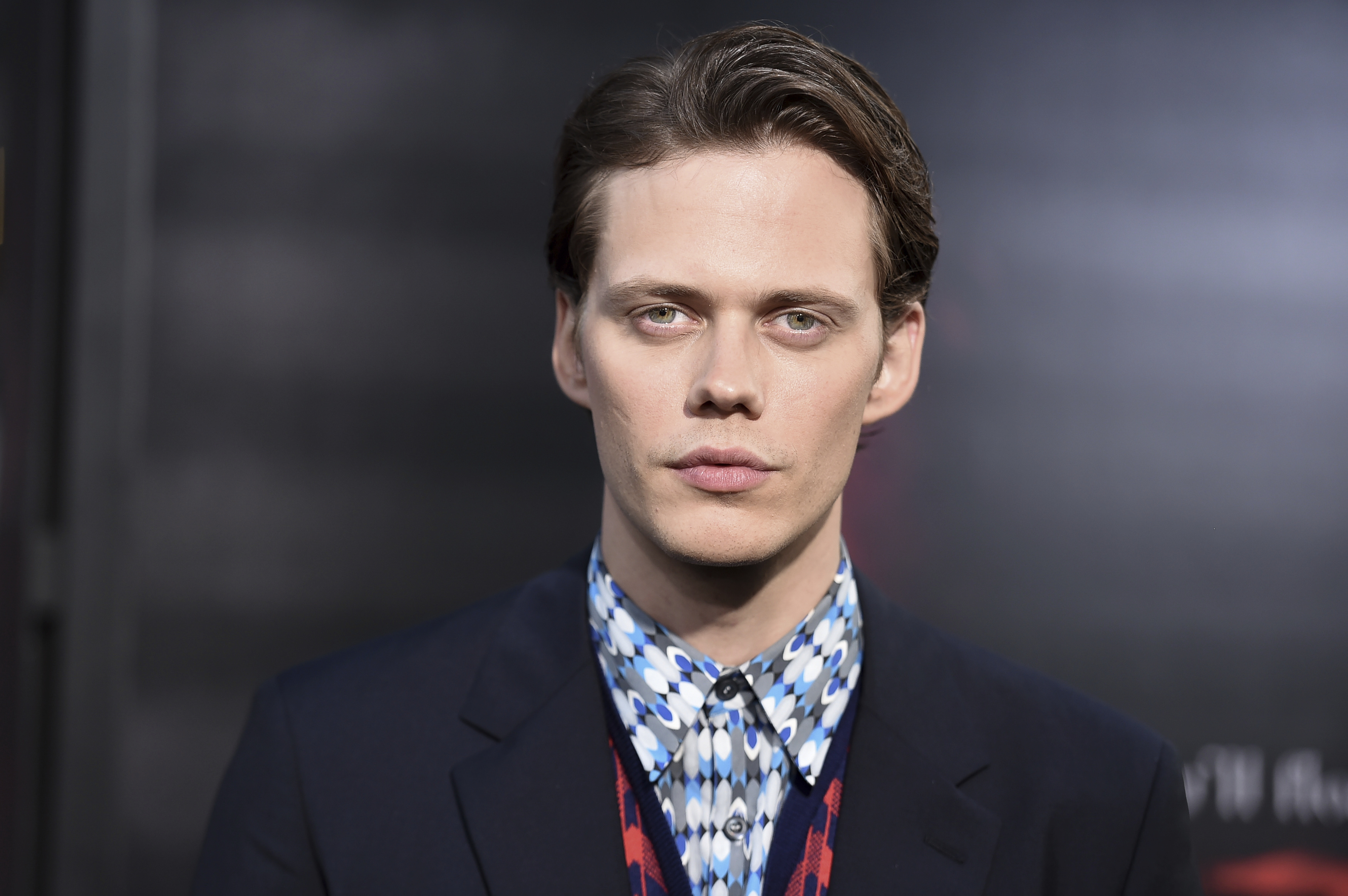 Bill Skarsgård Attends The LA Premiere Of 'It'