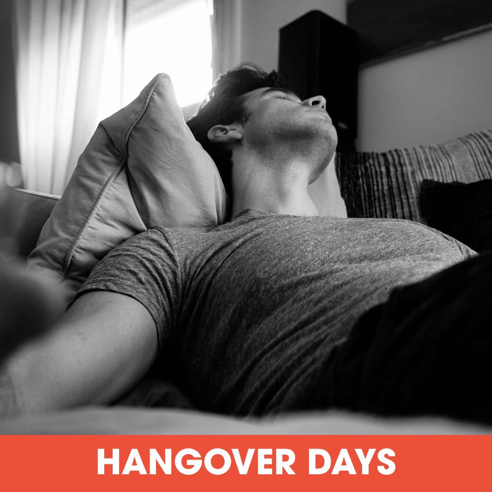 Hangover Days Landing