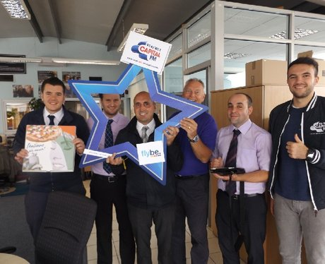 Cardiff Airport and Flybe Make Your Monday