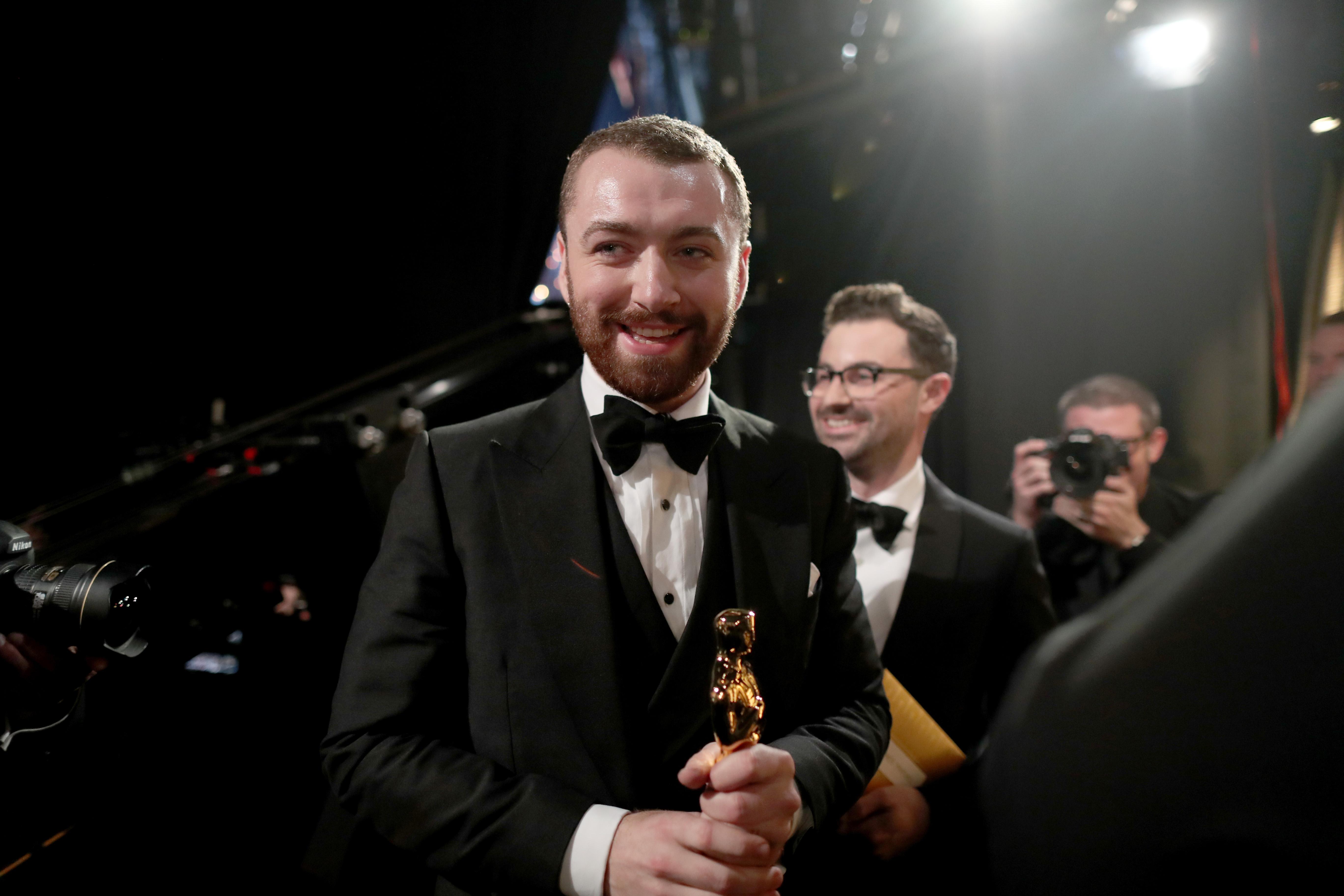 Sam Smith 88th Annual Academy Awards