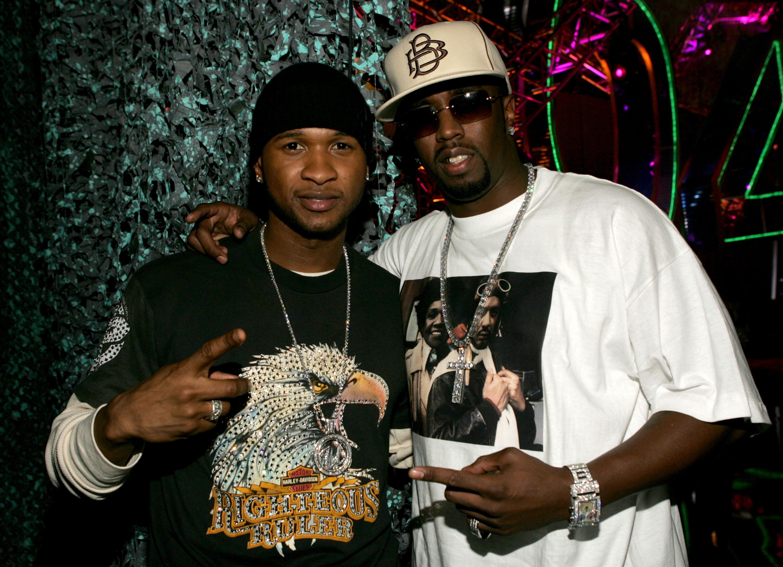 Usher P Diddy VH1 2004