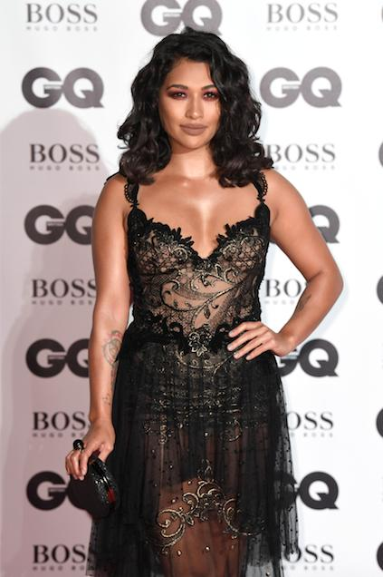 Vanessa White The Saturdays GQ Awards