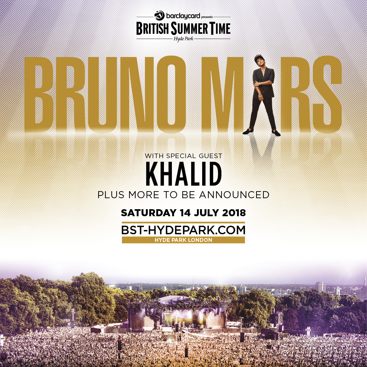 Barclaycard Presents British Summertime Hyde Park