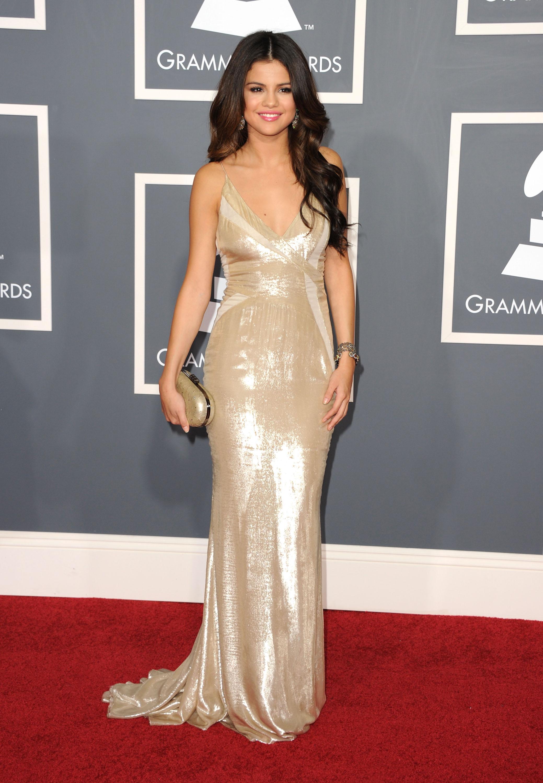 Selena Gomez The 53rd Annual GRAMMY Awards