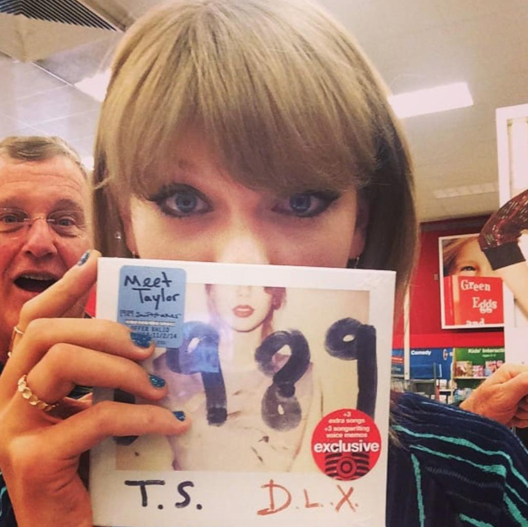 12 Of The Most Iconic Deleted Taylor Swift Instagram Posts ...