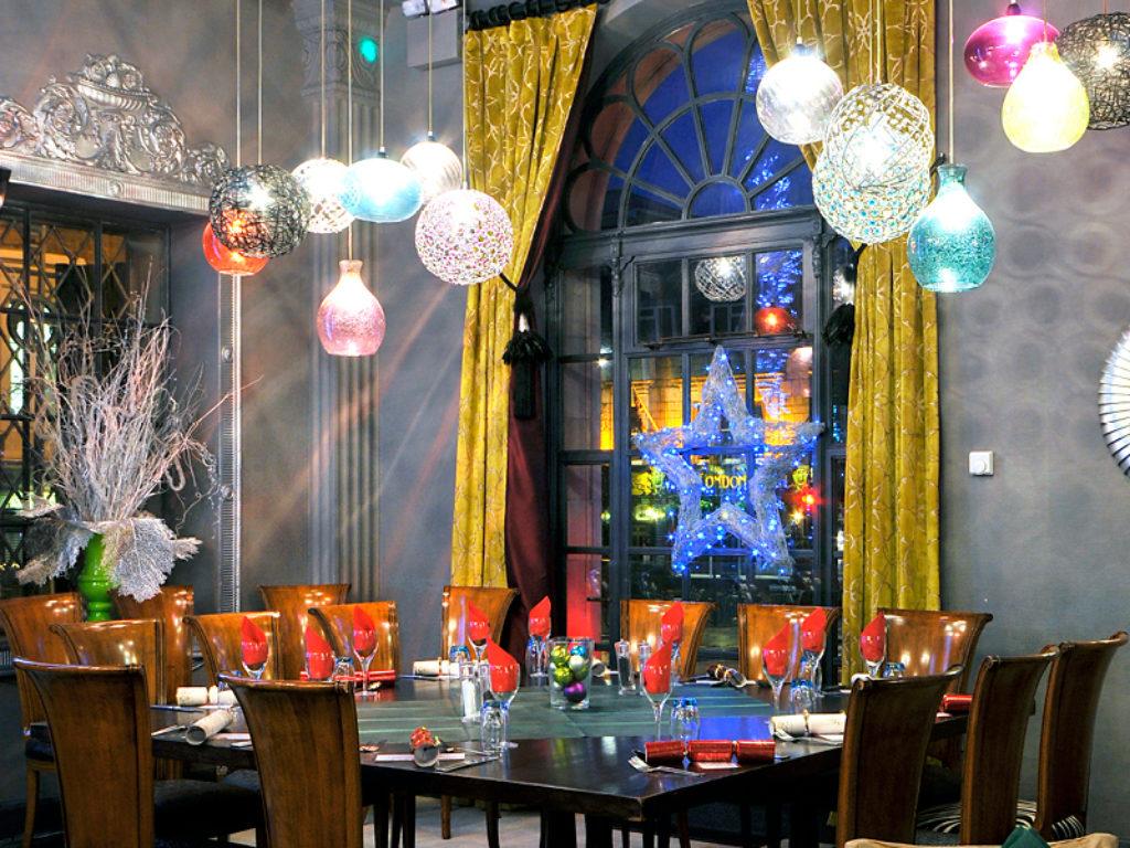 Grand cafe Christmas