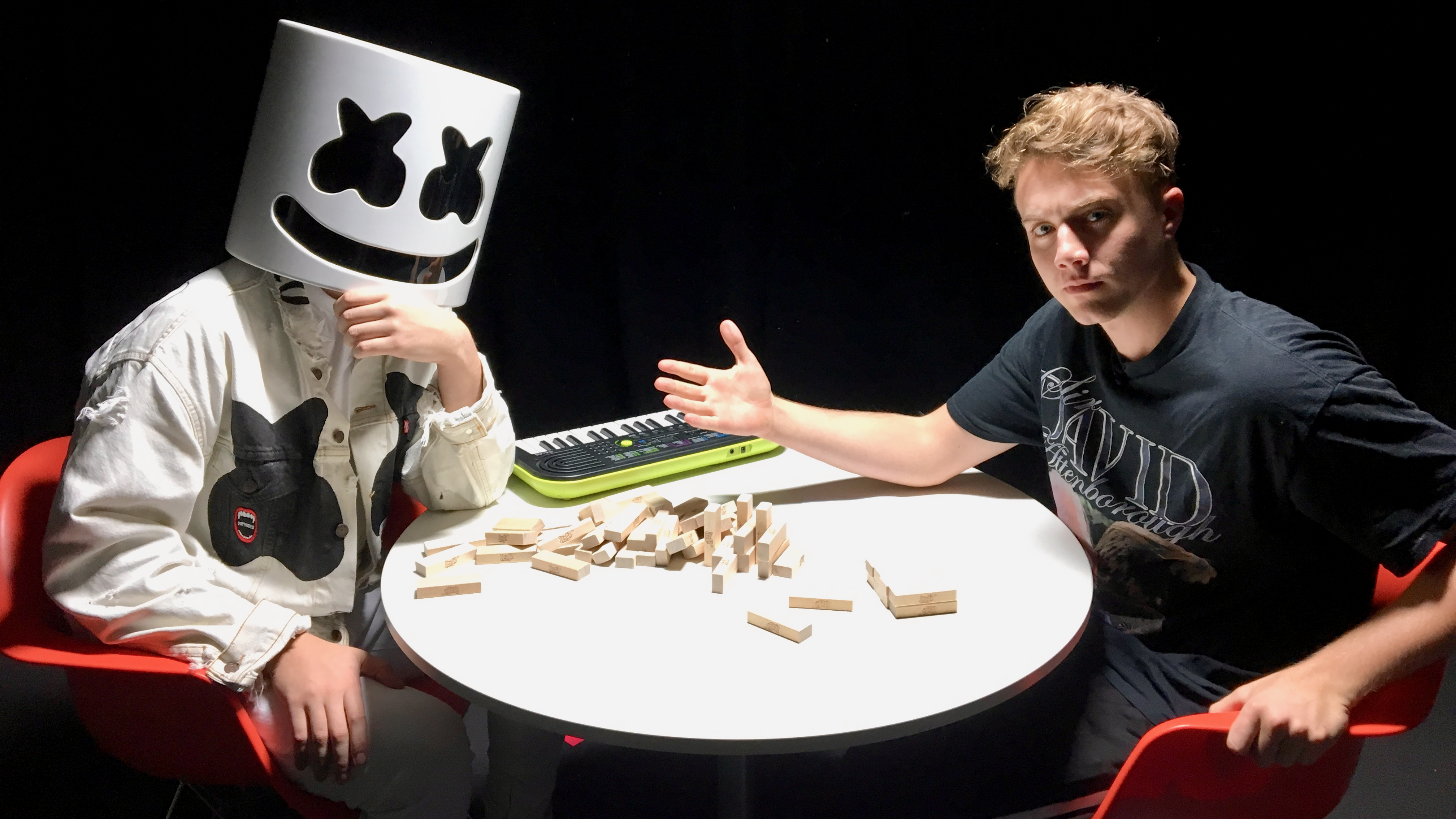 Marshmello on Capital Breakfast w/ Roman Kemp