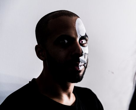Marvin Humes Manchester Monster Mash Up