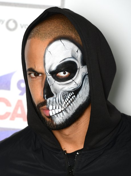 Marvin Humes Monster Mash-Up 2017