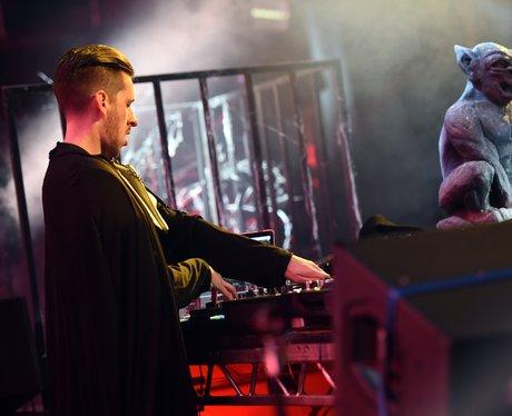 Sigala Live Monster Mash-Up 2017