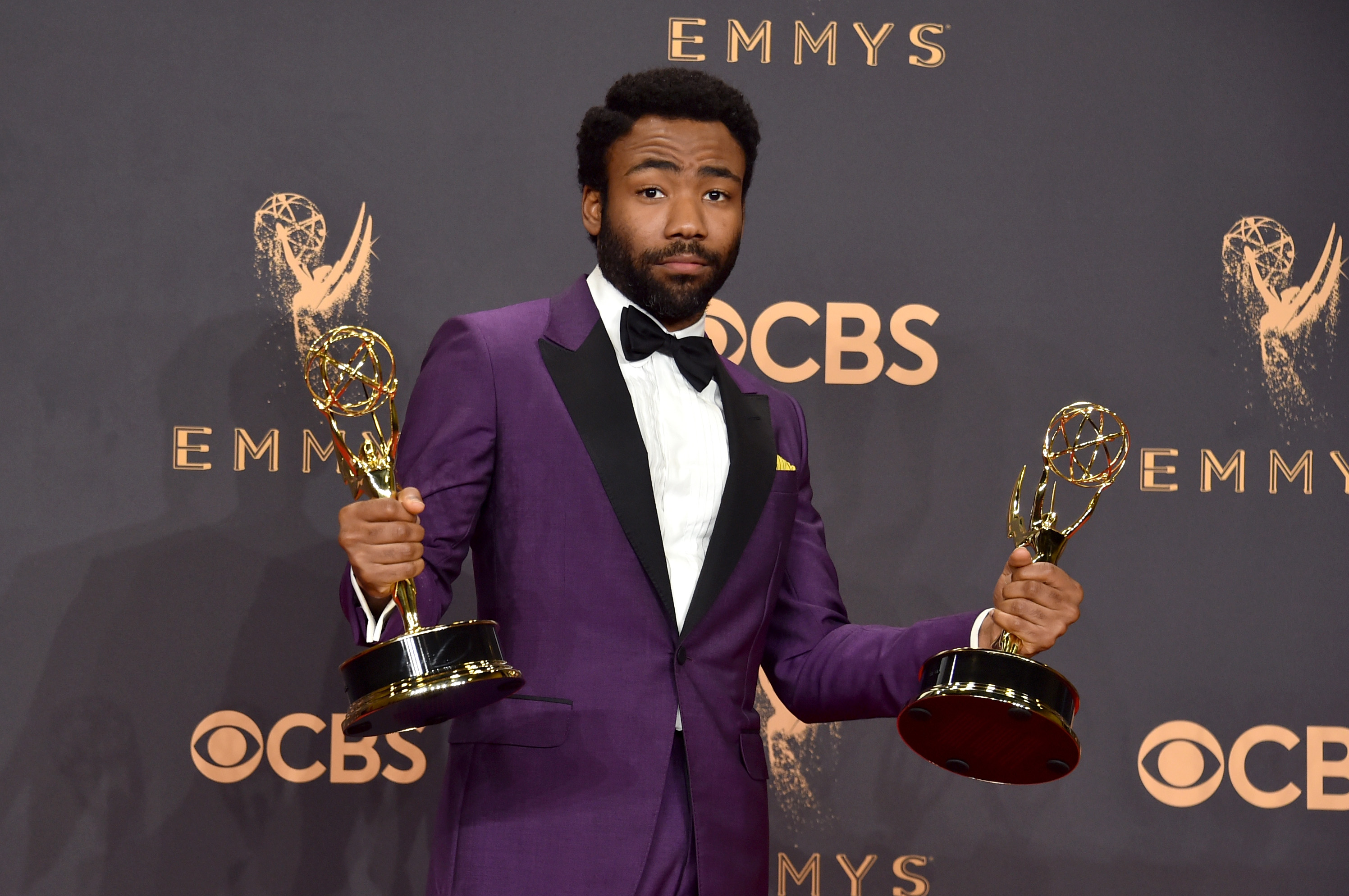 Donald Glover 69th Annual Primetime Emmy Awards