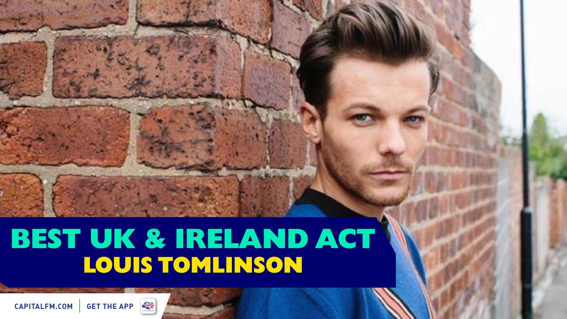 MTV EMAs - Best UK & Ireland Act