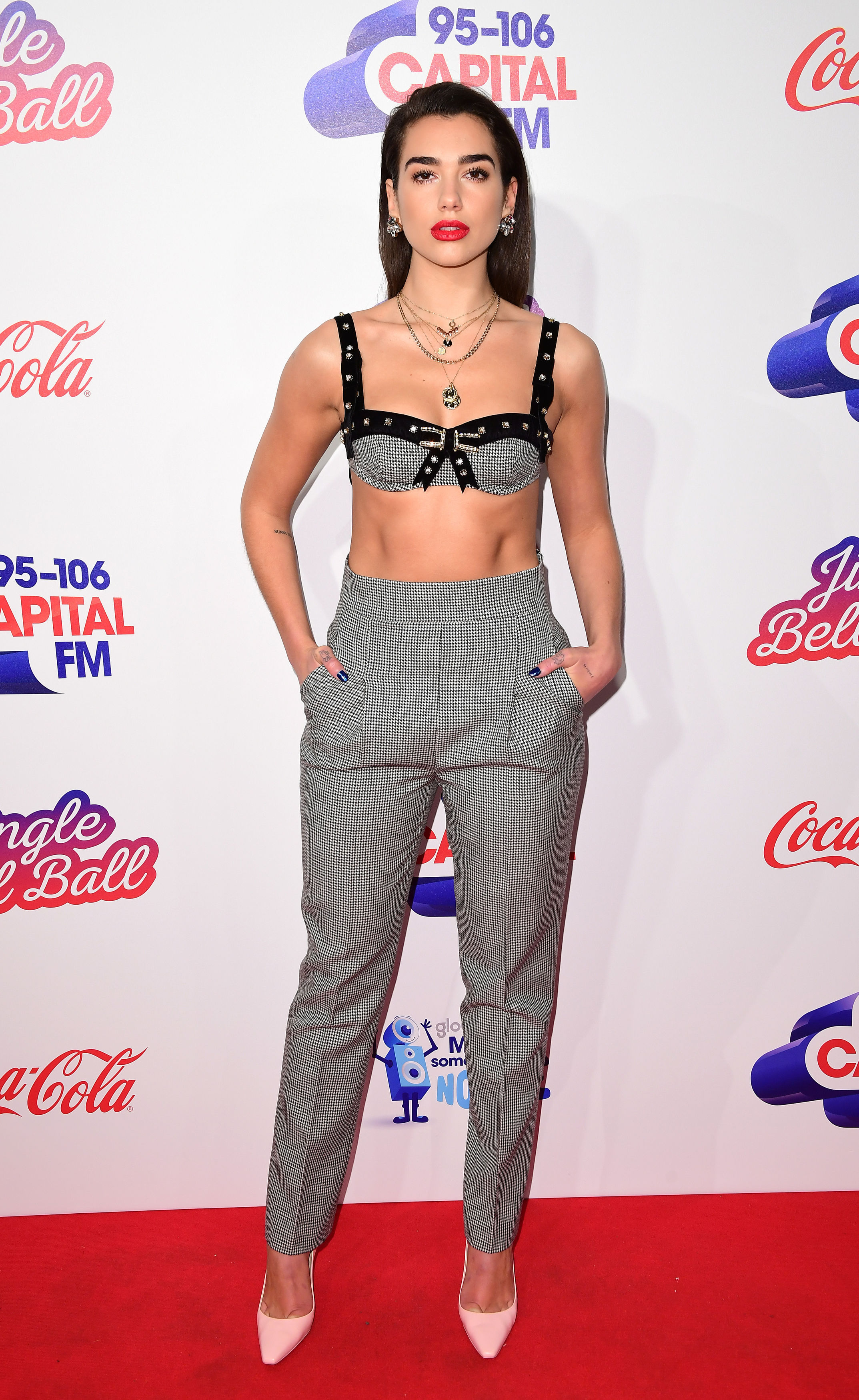 Dua Lipa Brought All Her 'New Rules' To The #CapitalJBB ...