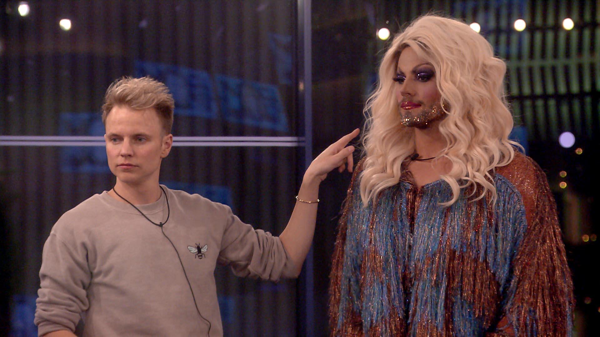 Celebrity Big Brother - Andrew & Shane