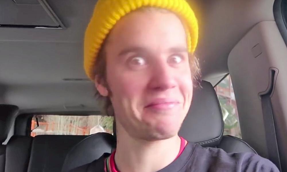 Justin Bieber Vlogger