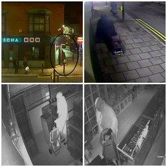Leicester Murder CCTV Jan 18