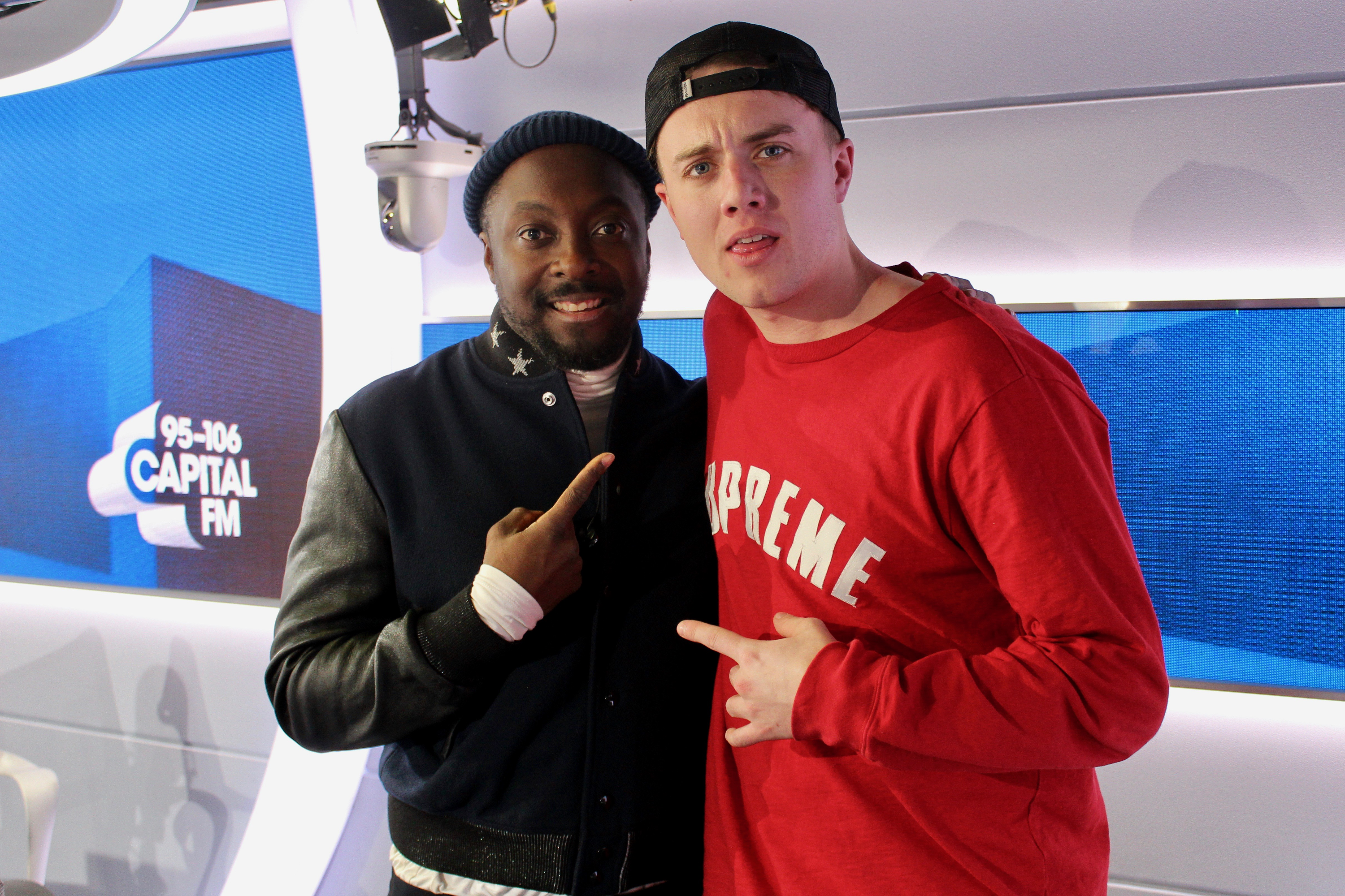 will.i.am on Capital Breakfast w/ Roman Kemp