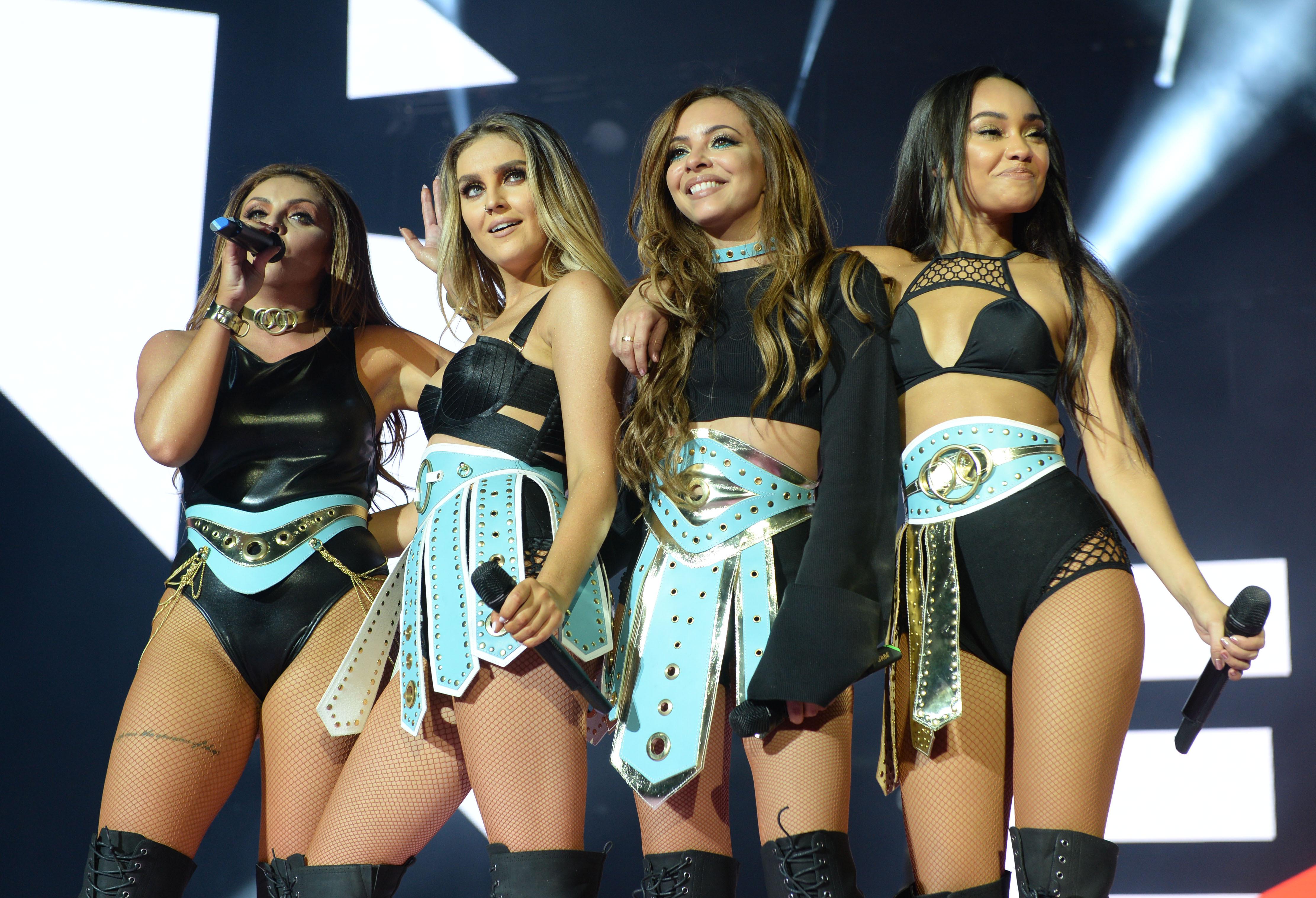 Little Mix Jingle Bell Ball 2016