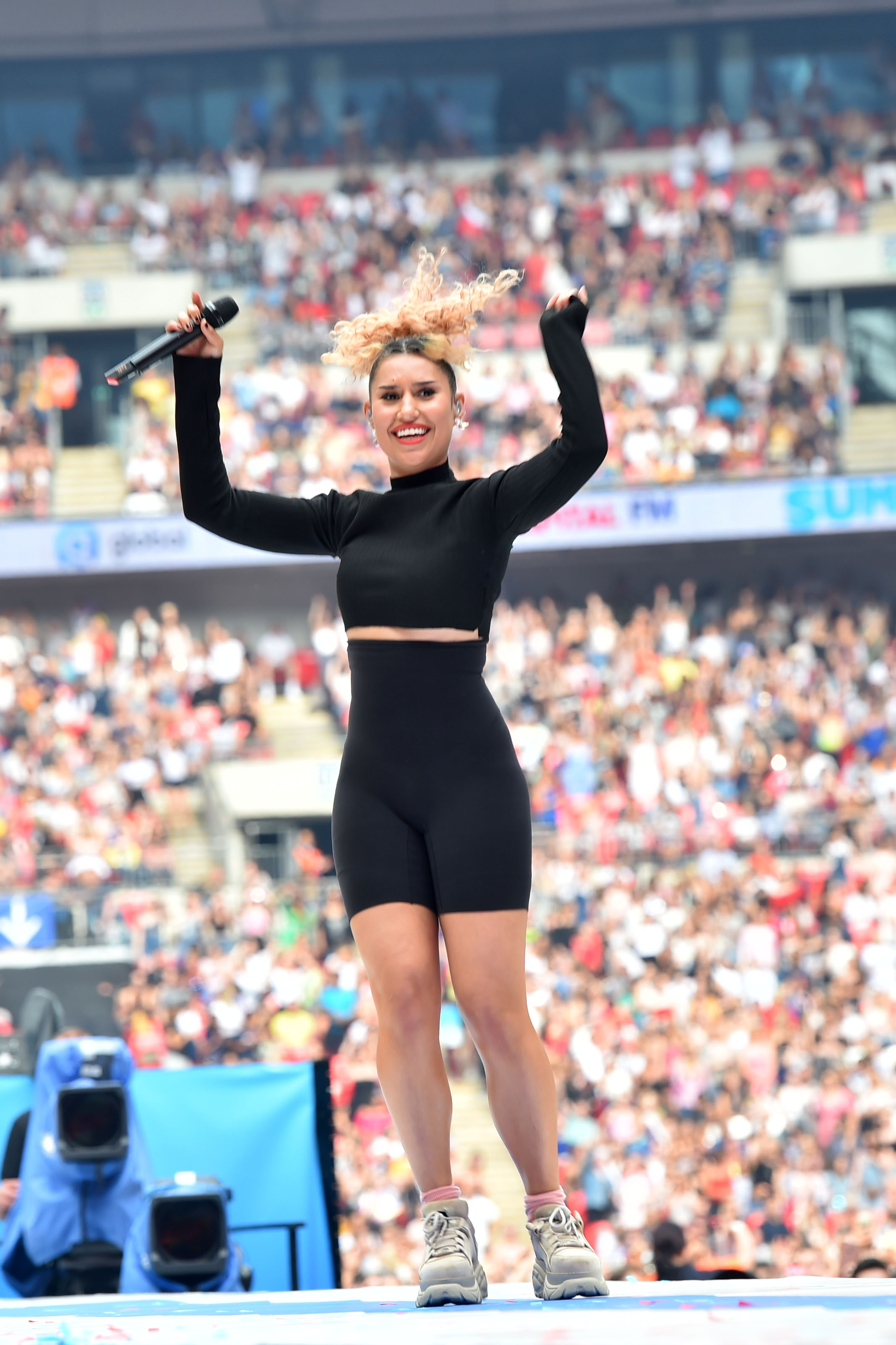 Jax Jones Raye Summertime Ball Live Capital Fm Demi